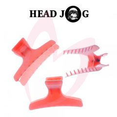 Head Jog Butterfly Clamps Large Pink