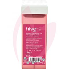 Hive Roller Wax with Large Fixed Head - Sensitive Cr?me Wax 100g