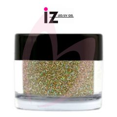 Holographic Gold Glitter 6g (Light Gold Holographic)