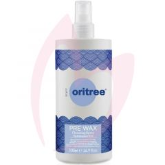 ORITREE? Pre Wax Cleansing Spray With Fig & Geranium Rose 500ml
