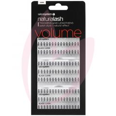 Salon System Individual Flare Lashes (Value Pack) - Long