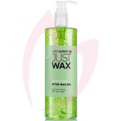 Salon System Just Wax Soothing After Wax Gel 500ml