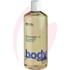 Strictly Professional Massage Oil With Soyabean & Wheatgerm 500ml