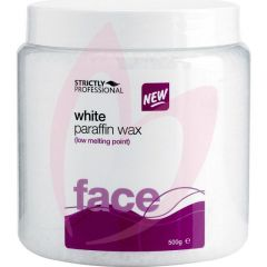 Strictly Professional White Paraffin Wax 500g