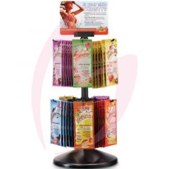 Synergy Tan Thirsty Rotating Sachet Display Deal (2021)