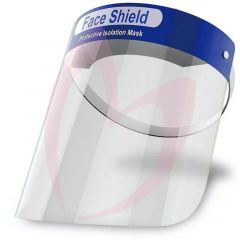 Face Shield With Strap