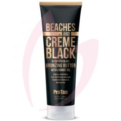 Pro Tan Beaches & Creme Ultra Rich Black Bronzing Butter with Carrot Oil 250ml (2021)