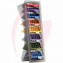 Wahl Cutting Guides Multi Coloured 8 Pack