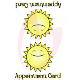 Bliss Appointment Cards (x100 per pack)
