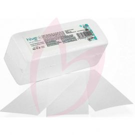 Hive Options Flexible Paper Waxing Strips x100 (Small)