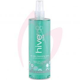 Hive Options Pre Wax Cleansing Spray With Tea Tree Oil 400ml