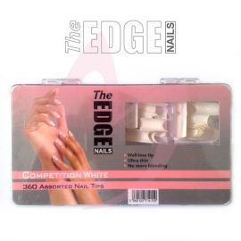 The Edge FRENCH WHITE COMPETITION - (360 Assorted Pack)
