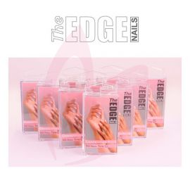 The Edge Nails FRENCH COMPETITION WHITE (50 Tips)
