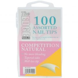The Edge COMPETITION NATURAL (100 Assorted Pack)