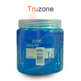 Truzone Styling Gel Firm Hold 1000ml