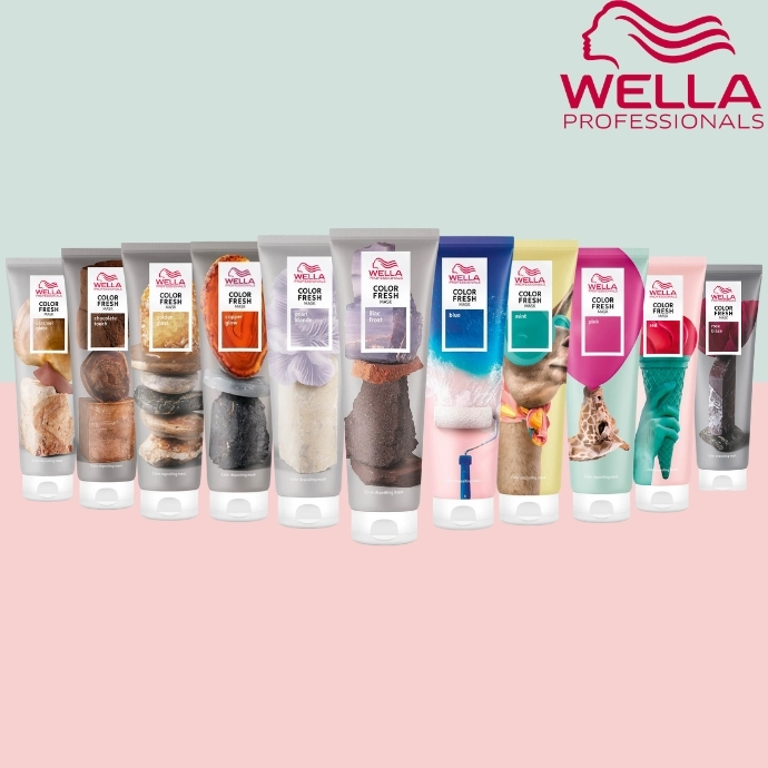 Revive Your Salon Colour At Home With New Wella Colour Fresh Masks